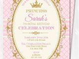 Princess Bday Party Invitations 15 Beautiful Princess Invitations Psd Ai Free