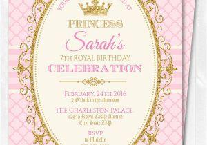 Princess Party Invitation Template 18 Beautiful Princess Invitations Psd Ai Free