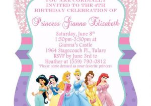 Princess Party Invitation Template 35 Best Images About Birthday Invitation Templates On