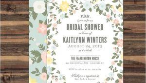 Print at Home Bridal Shower Invitations Bridal Shower Invitations Free Print at Home Bridal