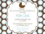 Printable Baby Boy Shower Invitations Baby Boy Baby Shower Invitation Custom Printable by Cohenlane