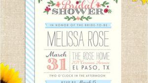 Printable Bridal Shower Invitations Free 6 Best Of Free Printable Bridal Shower Wedding