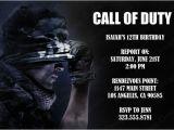 Printable Call Of Duty Birthday Invitations Call Of Duty Birthday Party theme Ideas & Supplies