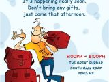 Printable College Trunk Party Invitations Insanely Good Ideas to Throw the Perfect College Trunk Party