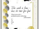 Printable Graduation Invitation 40 Free Graduation Invitation Templates Template Lab