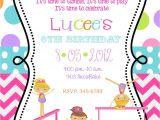 Printable Gymnastics Birthday Invitations Gymnastics Birthday Party Invitations Printable or Digital
