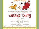 Printable Lion King Baby Shower Invitations Lion King Baby Shower Invitations Template