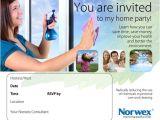 Printable norwex Party Invitation norwex Party Invitation theruntime Com