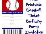 Printable softball Birthday Invitations 25 Best Ideas About Baseball Party Invitations On