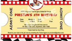 Race Car Birthday Invitation Template Free 40th Birthday Ideas Free Race Car Birthday Invitation