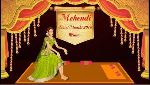 Rajasthani Wedding Invitation Template Traditional Rajasthani Marwari Wedding Invitation Vg 701