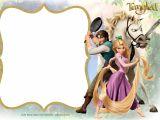 Rapunzel Birthday Invitation Template Free Printable Tangled Rapunzel Invitation Templates