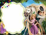Rapunzel Birthday Invitation Template Free Royal Rapunzel Invitation Template Free Printable
