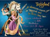 Rapunzel Birthday Invitation Template Rapunzel Birthday Party Invitation Ideas Free Printable