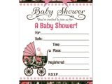 Realtree Camo Baby Shower Invitations Realtree Camo Pink Baby Shower Invitation