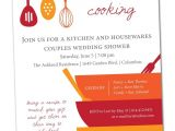 Recipe themed Bridal Shower Invitation Wording Bridal Shower Invitations Bridal Shower Invitations and