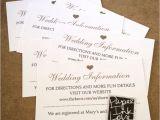Registry Inserts for Wedding Invitations 25 Best Ideas About Wedding Invitation Inserts On