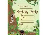 Reptile Birthday Party Invitations Printable 320 Best Images About Animal Party Invitations On