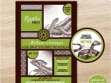 Reptile Birthday Party Invitations Printable Reptile Invitation Printable Reptile Birthday Invite