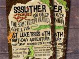 Reptile Party Invites Reptile Party Invitation Boys Birthday Invitation Reptile