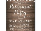Retirement Party Invitation Template Download 36 Retirement Party Invitation Templates Psd Ai Word
