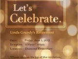 Retirement Party Invitation Template Free Free Retirement Invitations Template