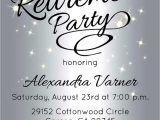 Retirement Party Invitation Template Free Retirement Party Invitation Template Free