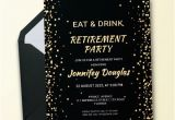 Retirement Party Invitation Template Ms Word Free 21 Retirement Invitation Designs Examples In