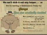 Retirement Party Invitation Wording Funny Farewell Cards Samples Just B Cause