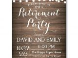 Retirement Party Invite Template 30 Retirement Party Invitation Design Templates Psd
