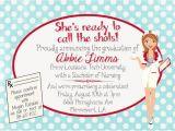 Rn Graduation Invitations 6 Best Images Of Free Printable Nursing Invitations