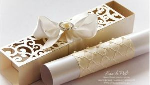 Rolling Wedding Invitation Cards Wedding Box Invitations Scroll Roll Card Template Swirl