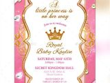 Royal Party Invitation Template Royal Birthday Invitation Template Free Best Happy