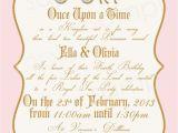 Royal Tea Party Invitation Template Royal Princess Birthday Party Invitation Diy by Modpoddesigns