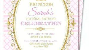 Royal Tea Party Invitation Template Royal Tea Party Invitation Template Cards Design Templates