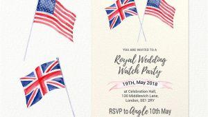 Royal Wedding Party Invitation Template Royal Wedding Party Invitation Template Free Download by