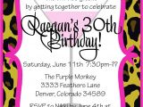Sample 30th Birthday Invitation Wording Birthday Party Free Birthday Invitation Templates for