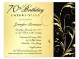 Sample 70th Birthday Invitation Wording 70th Birthday Surprise Party Invitations