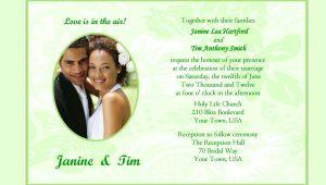 Sample Invitation Card Wedding Party Wedding Invitation Sample Wedding Invitation Card New