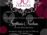 Sample Invitation for 50th Birthday Party 50th Birthday Beach Party Invitations