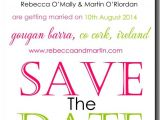Save the Date Invitation Wording for Birthday Party Save the Date Cards