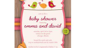 Scrapbook Baby Shower Invitations Items Similar to Baby Shower Invitation Scrapbook Style