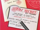 Secret Agent Party Invitations Free Printable Spy Party Invitations Onecreativemommy Com