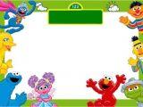 Sesame Street 1st Birthday Invitation Template Free Sesame Street Invitation Template Maddie 39 S First