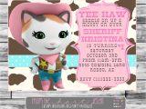 Sheriff Callie Party Invitations Sheriff Callie Clipart 30