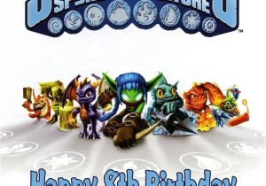 Skylanders Birthday Invitations Printable Skylander Birthday Invitations Free