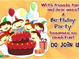 Sms Invitation for Birthday Birthday Invitation Sms 104likes Com