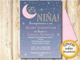 Spanish Baby Shower Invitations Templates Quinceanera Invitations Templates In Spanish Lovely