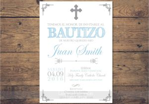 Spanish Baptism Invitation Wording Samples Baptism Invitations In Spanish Baptism Invitations In
