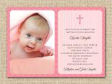 Spanish Baptism Invitation Wording Samples Sample Baptism Invitation Wording Spanish Custom Invitations